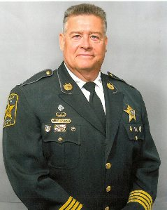 Sheriff Mike Evans