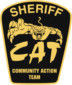 Community Action Team Patch