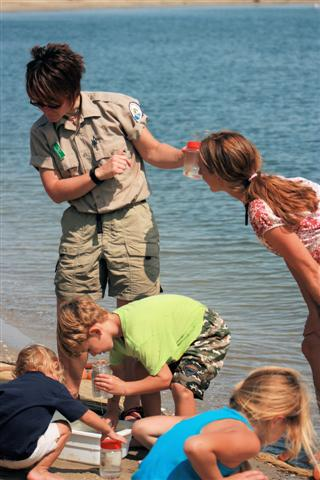 Education Programs at Flag Ponds Nature Park