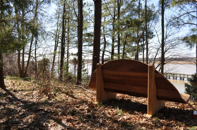 Sacred Spaces Sacred Places Patuxent River Overlook