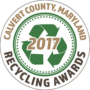 Calvert County Maryland 2017 Recycling Awards