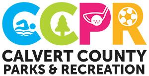 Calvert County Parks and Recreation (CCPR) Logo