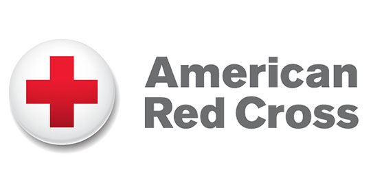 American Red Cross Logo for News Flash