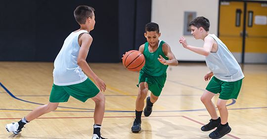 Basketball Youth Newsflash