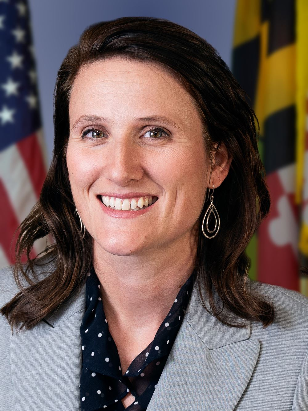 Jennifer Moreland Community Resources Director Headshot