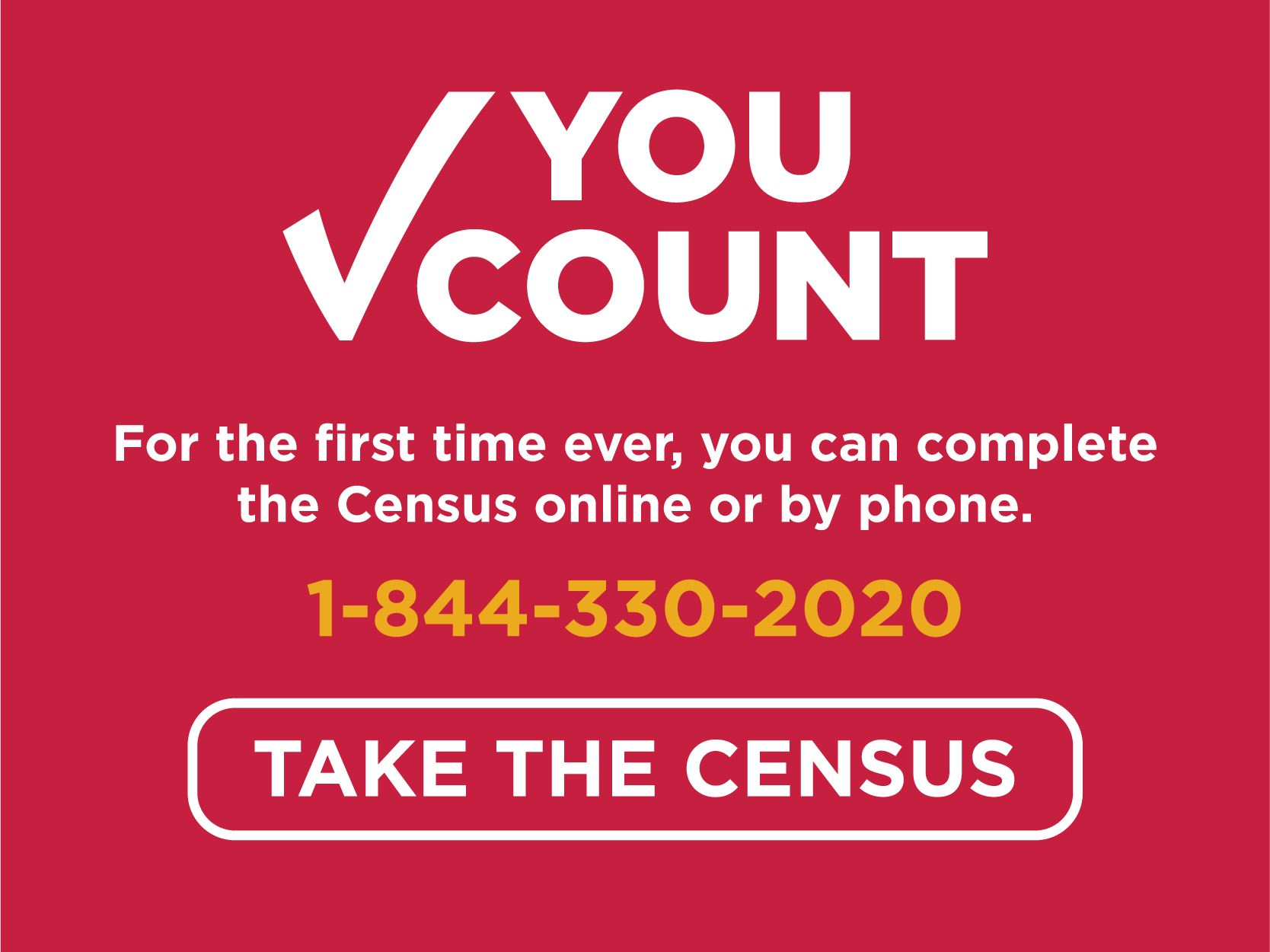 Census Web Button