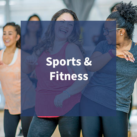 Link to Sports Fitness activities