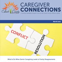 link to caregivers newsletter