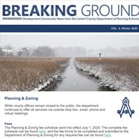 link to breaking ground newsletter