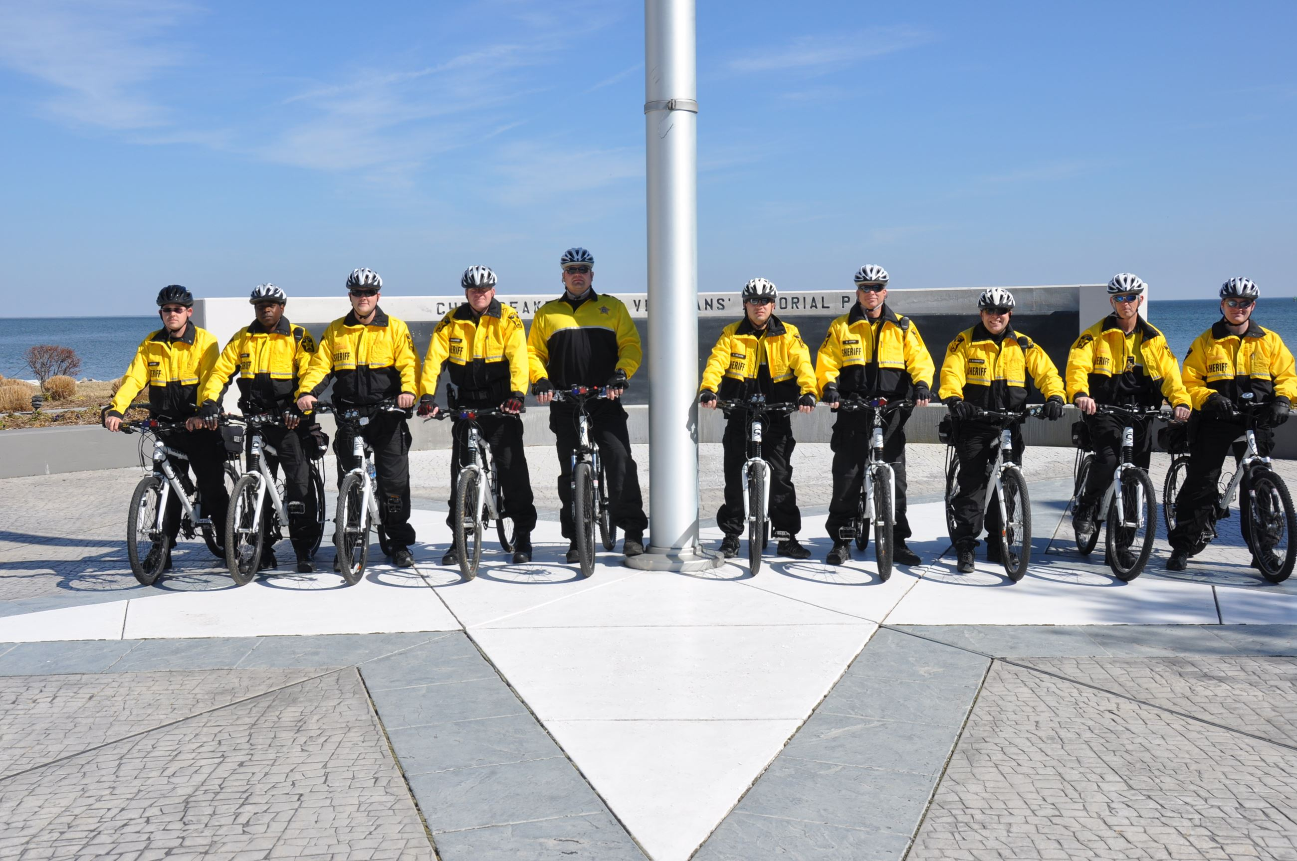 Bike Patrol Team Photo