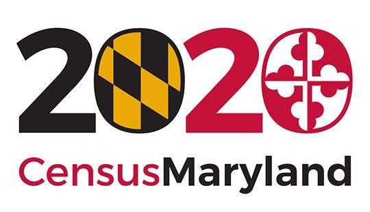 Maryland Census 2020 Update