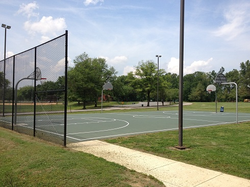 HPP basketball court