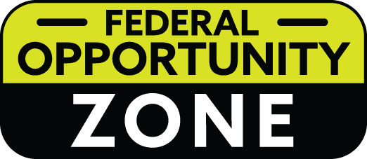 federal opportunity zones logo
