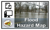 Flood Hazard Map Image
